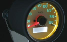【KITACO】60φ速度錶 - 「Webike-摩托百貨」