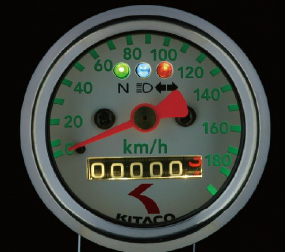 【KITACO】迷你速度錶 - 「Webike-摩托百貨」