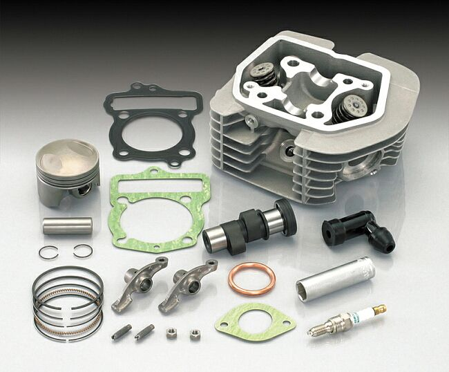 【KITACO】100cc SE-PRO 汽缸頭套件 - 「Webike-摩托百貨」