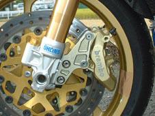【CLEVERWOLF】標準型卡鉗固定座 正立式前叉專用 - 「Webike-摩托百貨」