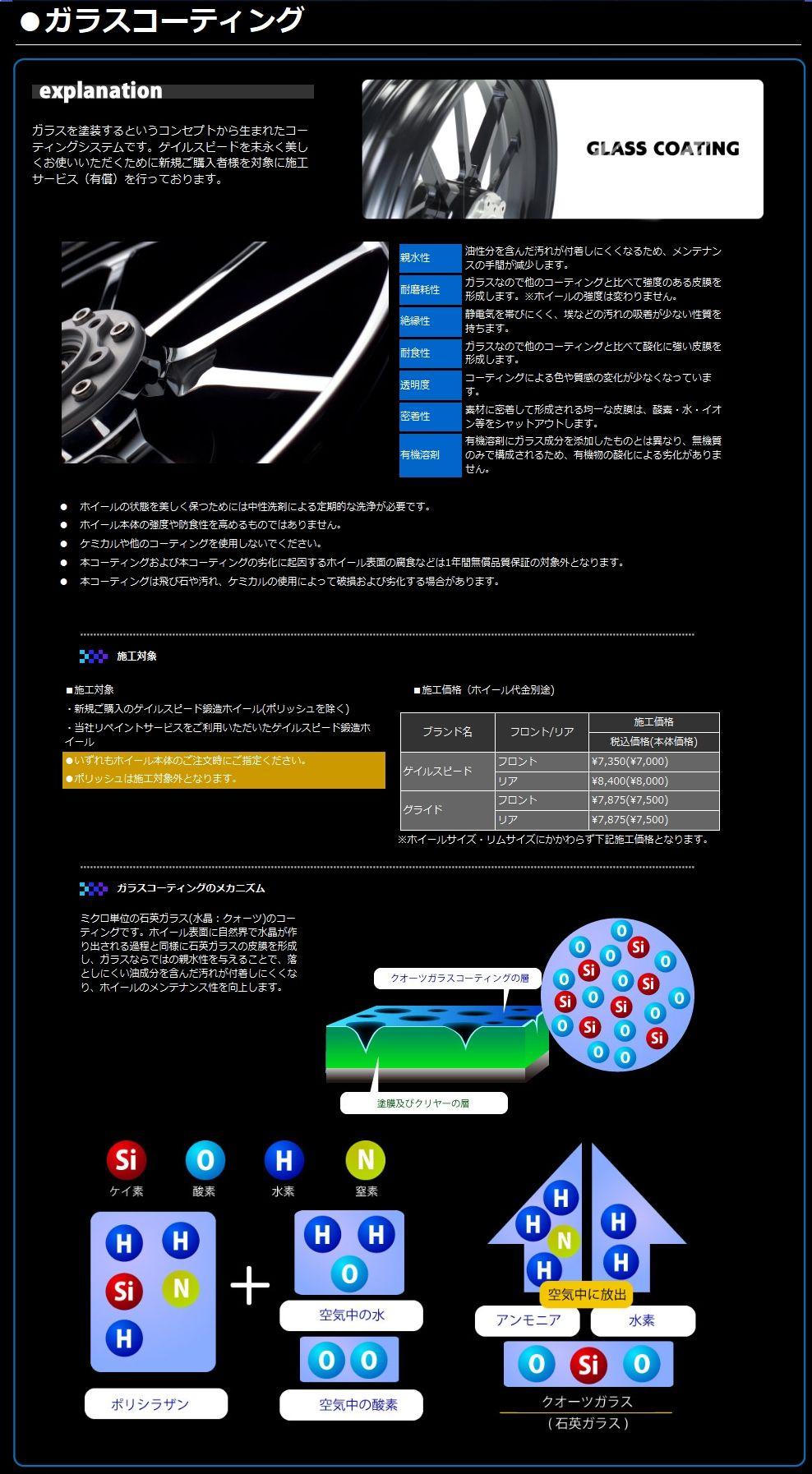 【GALE SPEED】鋁合金鍛造輪框 【TYPE-S】 後輪 - 「Webike-摩托百貨」