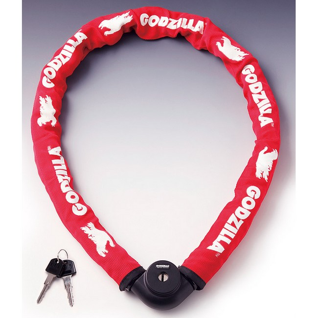 【GODZILLA】Chain Lock 12L長鏈鎖 中心鎖形式 - 「Webike-摩托百貨」