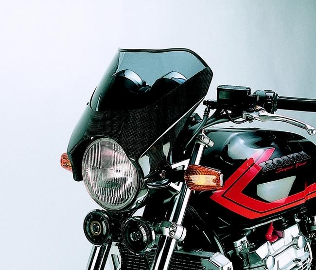 【COERCE】RS頭燈整流罩 M00 CB形式 - 「Webike-摩托百貨」