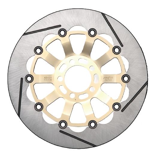 【SUNSTAR】CUSTOM  TYPE 前煞車碟盤 - 「Webike-摩托百貨」
