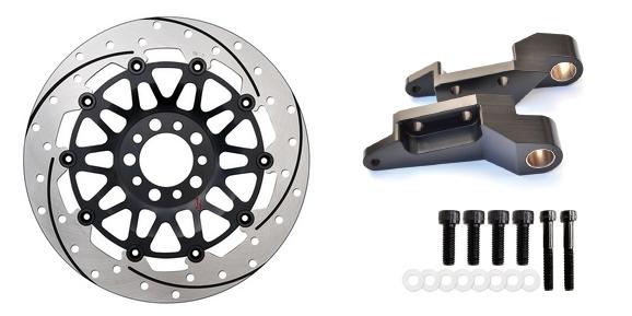 【SUNSTAR】Premium Racing 前煞車碟盤&煞車卡鉗座組 - 「Webike-摩托百貨」