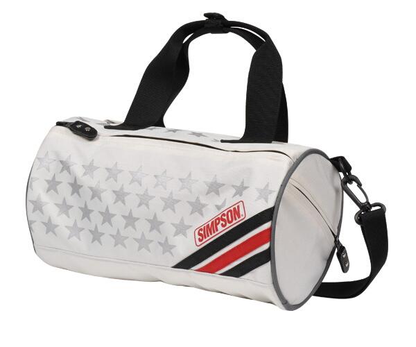 【SIMPSON】兩用式小波士頓包 - 「Webike-摩托百貨」