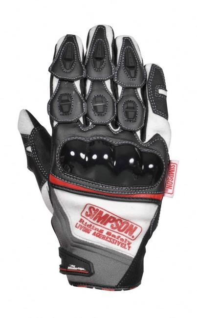 【SIMPSON】手套 SG-2172 - 「Webike-摩托百貨」