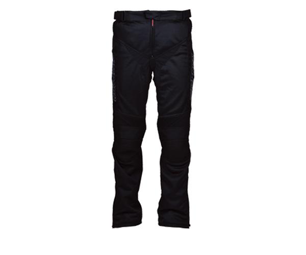 【SIMPSON】網格褲子 黑色 - 「Webike-摩托百貨」