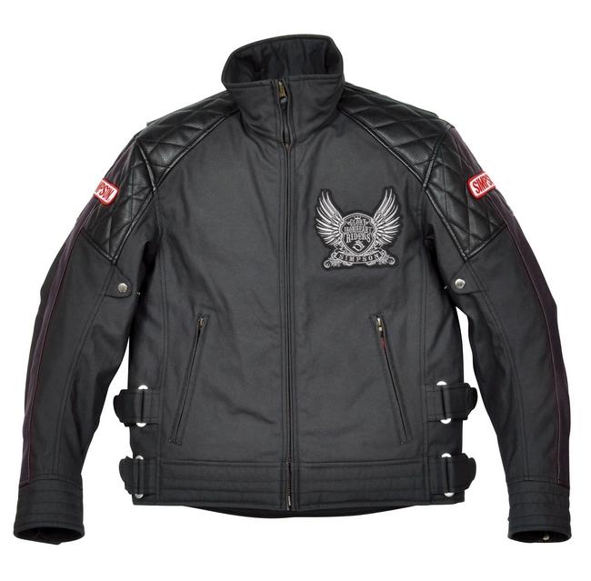 【SIMPSON】棉質夾克 SJ-3135 - 「Webike-摩托百貨」