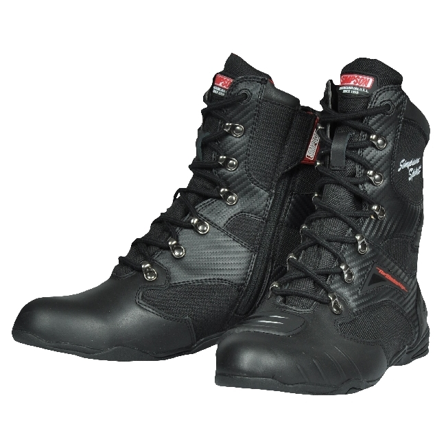 【SIMPSON】騎士車靴 SPB-201 - 「Webike-摩托百貨」