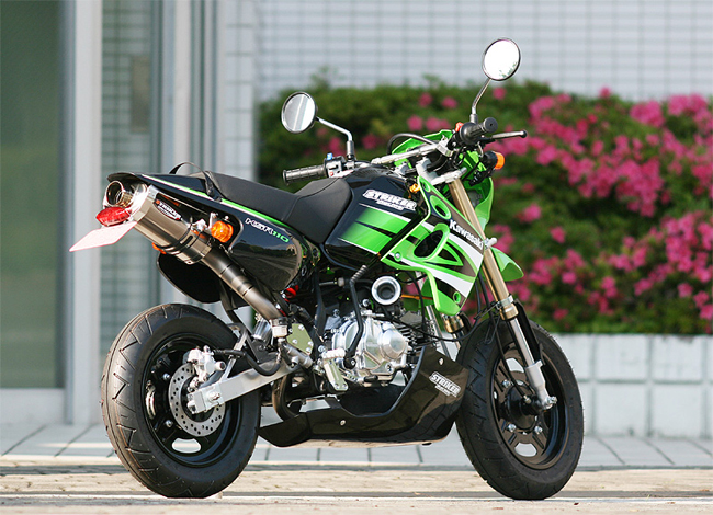 【STRIKER】Power mini 加農砲型式排氣管尾段B - 「Webike-摩托百貨」