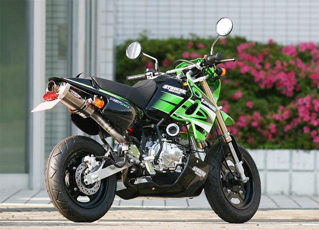 【STRIKER】Power mini 加農砲型式排氣管尾段A - 「Webike-摩托百貨」