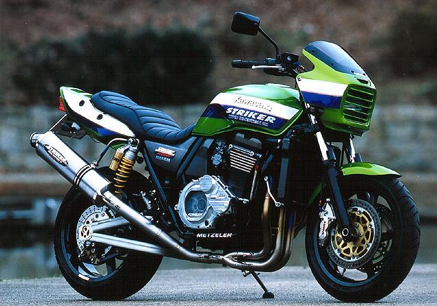 【STRIKER】Racing Concept 鈦合金全段排氣管 - 「Webike-摩托百貨」
