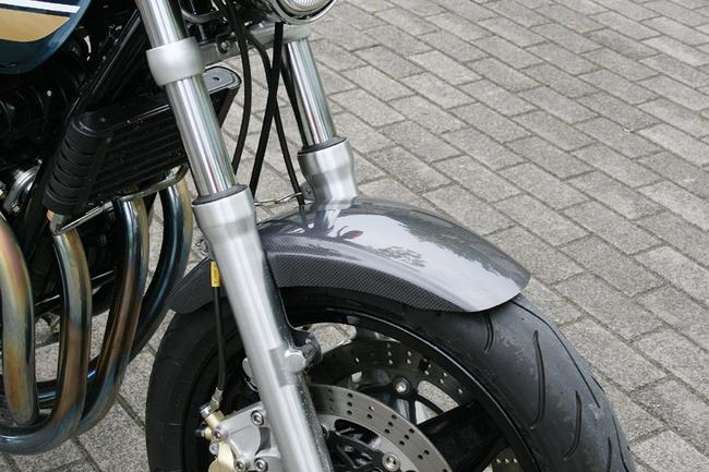 【STRIKER】Aero Design 前土除 TYPE1 - 「Webike-摩托百貨」
