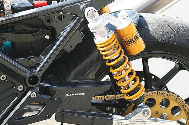 【STRIKER】Aero Design 碳纖維後土除 A型搖臂用 - 「Webike-摩托百貨」