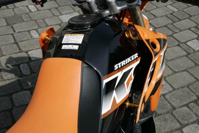 【STRIKER】油箱護蓋支架 - 「Webike-摩托百貨」