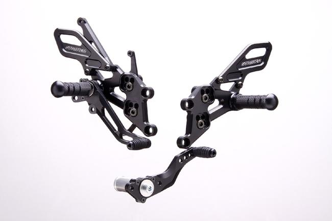 【STRIKER】6點式腳踏後移套件 TYPE2 - 「Webike-摩托百貨」