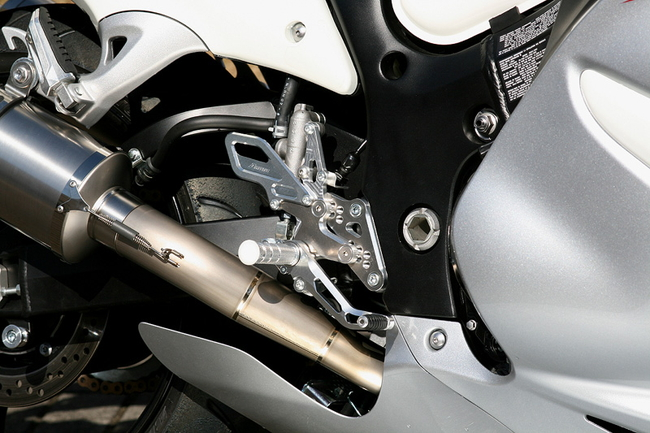 【STRIKER】6點式腳踏後移套件 TYPE3 - 「Webike-摩托百貨」
