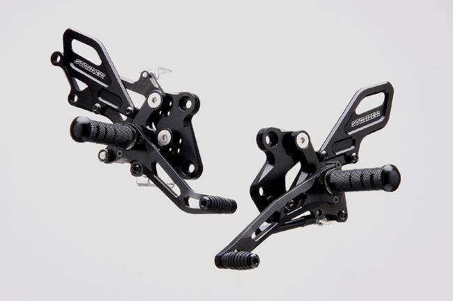 【STRIKER】4點式腳踏後移套件 - 「Webike-摩托百貨」