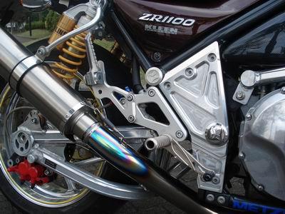 【STRIKER】原廠對應 Striker system 車台引擎側固定板 - 「Webike-摩托百貨」