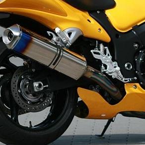【STRIKER】Street concept 全段排氣管 (Mark3消音器) - 「Webike-摩托百貨」