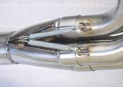 【KERKER】全不銹鋼 Megaphone 全段排氣管 - 「Webike-摩托百貨」