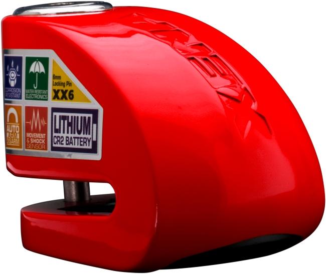 【XENA】警報碟盤鎖 XX6-R - 「Webike-摩托百貨」