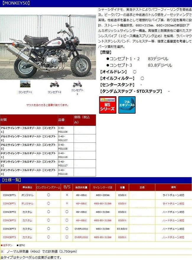 【WR's】鋁合金全段排氣管【第1型】 - 「Webike-摩托百貨」