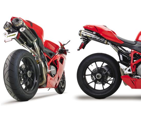 【Two Brothers Racing】V.A.L.E. Dual M2 碳纖維排氣管尾段 - 「Webike-摩托百貨」