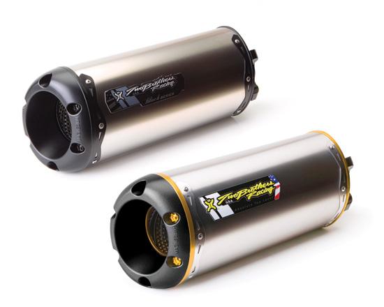 【Two Brothers Racing】V.A.L.E. 全段排氣管 (M2 鈦合金消音器) - 「Webike-摩托百貨」