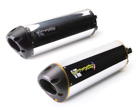 【Two Brothers Racing】V.A.L.E. 全段排氣管 M2 鋁合金消音器 - 「Webike-摩托百貨」
