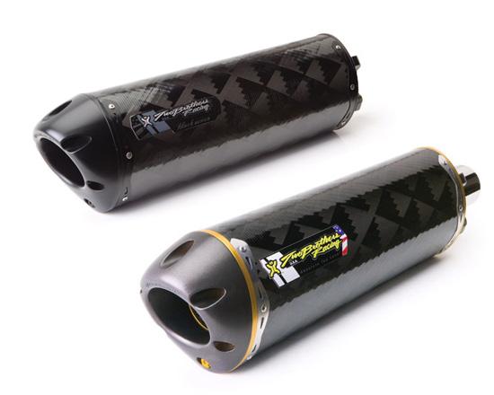 【Two Brothers Racing】V.A.L.E. 全段排氣管 M2 碳纖維消音器 - 「Webike-摩托百貨」