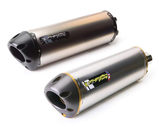 【Two Brothers Racing】V.A.L.E. 全段排氣管 M2 鈦合金消音器 - 「Webike-摩托百貨」