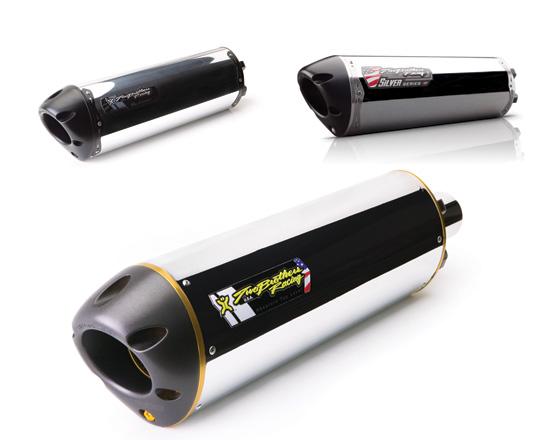 【Two Brothers Racing】V.A.L.E. 全段排氣管 (M2 鋁合金消音器) - 「Webike-摩托百貨」