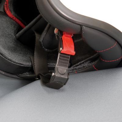 【JP Moto-Mart】Vrage 四分之三安全帽(霧黑) - 「Webike-摩托百貨」