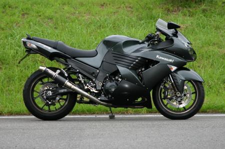 【TRICK STAR】Racing Well de Craft  排氣管尾段 Shotgun(碳纖維) - 「Webike-摩托百貨」