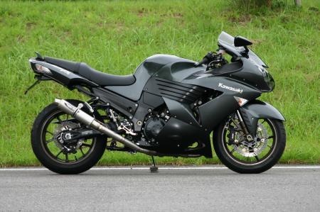 【TRICK STAR】Racing Well de Craft  排氣管尾段 Shotgun(不銹鋼) - 「Webike-摩托百貨」