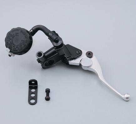 [Short Lever] Brake Master Cylinder Kit [Horizontal Type 1/2-inches/Tank Separate Body Type]