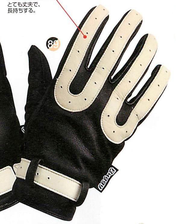 【Buggy】復古皮革手套 - 「Webike-摩托百貨」