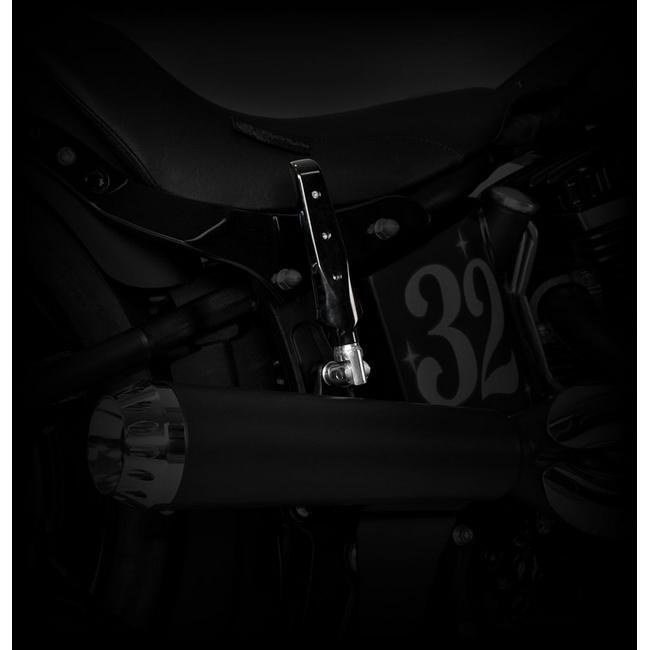 【PerformanceMachine】折疊 後腳踏桿(Contour / 鍍鉻) - 「Webike-摩托百貨」