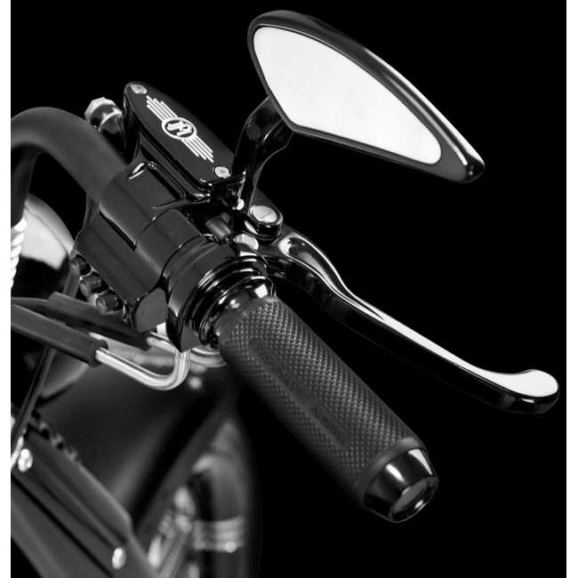 【PerformanceMachine】22mm把手用 握把套 (Elite / 電鍍) - 「Webike-摩托百貨」