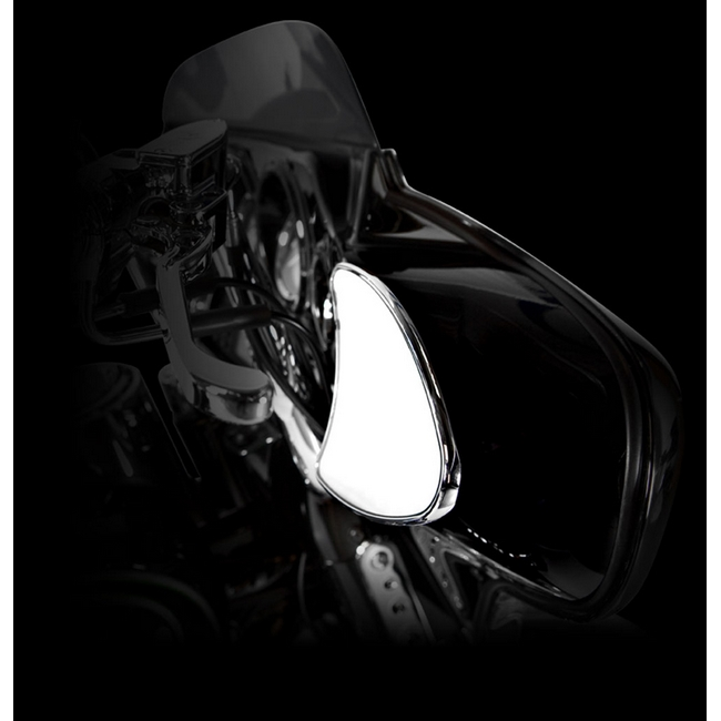 【PerformanceMachine】FL用 後視鏡 (電鍍) - 「Webike-摩托百貨」