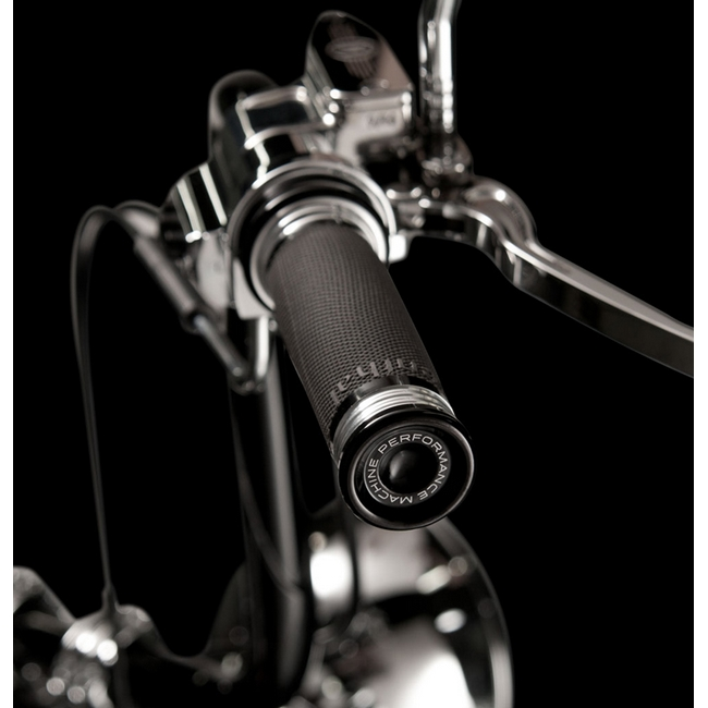 【PerformanceMachine】電子油門用 握把套 (Merc / 電鍍) - 「Webike-摩托百貨」