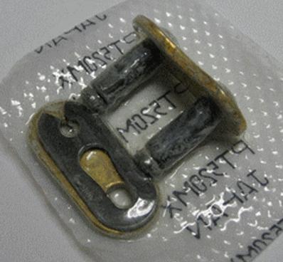 【PRO TAPER】越野專用鍊條接頭 PT428MX - 「Webike-摩托百貨」