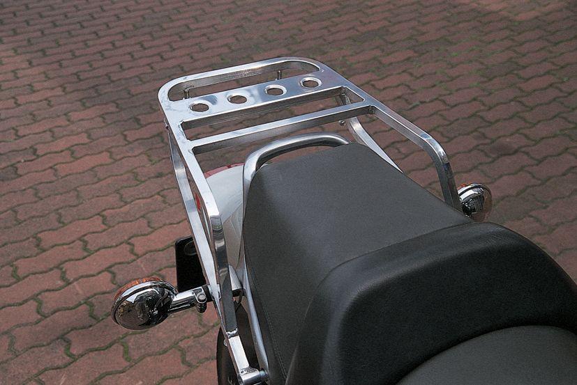 【ROUGH&ROAD】RALLY50591 鋁合金後貨架 - 「Webike-摩托百貨」