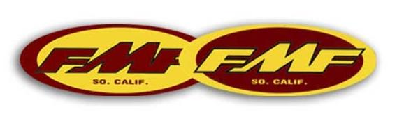 【DRC】FMF ASST橢圓貼紙 - 「Webike-摩托百貨」