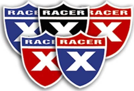 【DRC】RACER X貼紙 - 「Webike-摩托百貨」