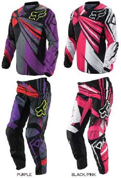 【FOX】FOX 女用180越野車褲 編織材質 - 「Webike-摩托百貨」