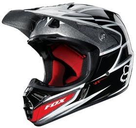 【FOX】V3 RACE 越野安全帽 - 「Webike-摩托百貨」
