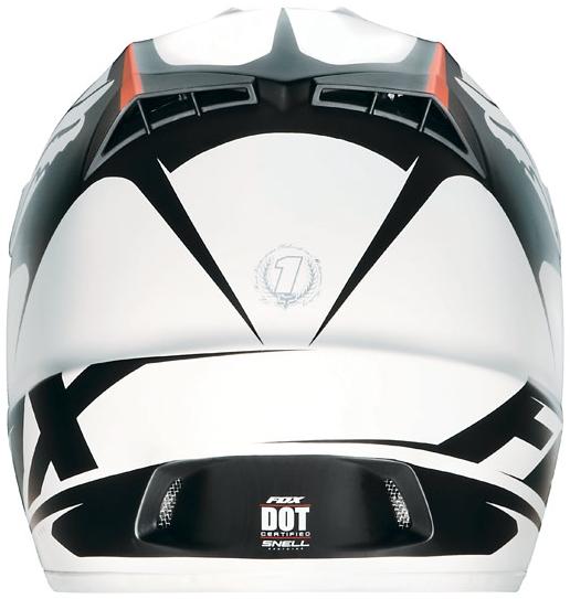 【FOX】V3 FATHOM 越野安全帽 - 「Webike-摩托百貨」